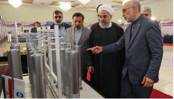 Iran announces new breach of nuclear deal