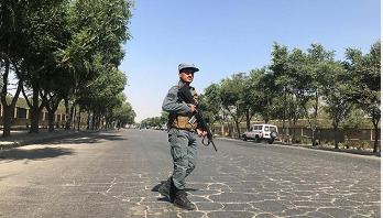 Explosion outside Kabul University kills 6