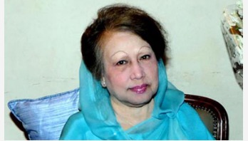 Khaleda Zia urges nation to be united