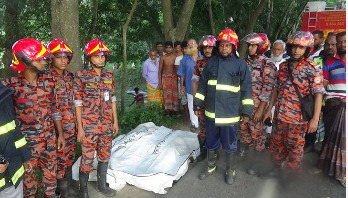 Two labourers killed in Faridpur road accident