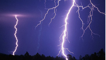 Lightning kills father, son in Sylhet