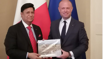 Bangladesh, Malta agree to boost cooperation