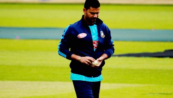 Mashrafe ruled out of Sri Lanka series