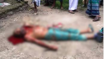 Son kills father in Munshiganj