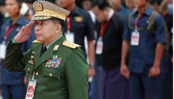 'Ban on 4 Myanmar army officers not enough'