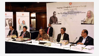 PM attends envoys conference in London