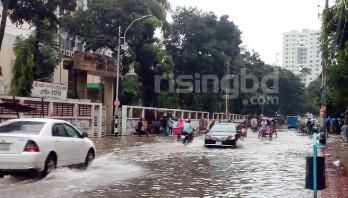 Monsoon rain disrupts city life
