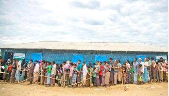 Japan urges Myanmar to improve refugee plan