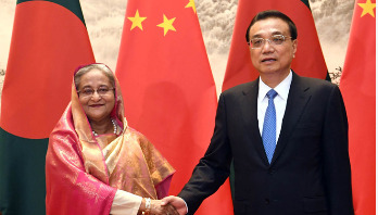 Bangladesh, China ink 9 instruments