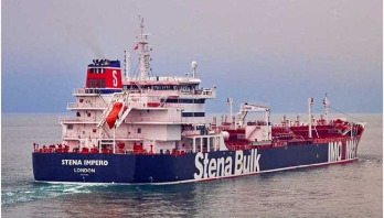UK urges Iran to release 'Stena Impero'