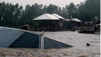 2 lakh people marooned in Sirajganj
