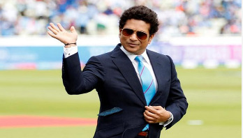 Sachin Tendulkar inducted into ICC Hall Of Fame
