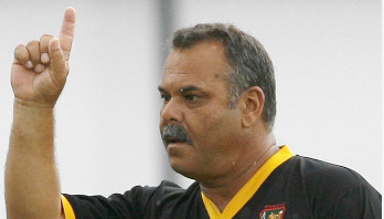 Sharing WC would be right thing: Whatmore