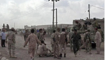 Yemen military parade attacks leave 40 dead