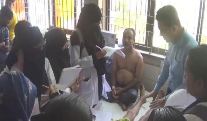 কিশোরগঞ্জে ৫৪ ডেঙ্গু রোগী হাসপাতালে