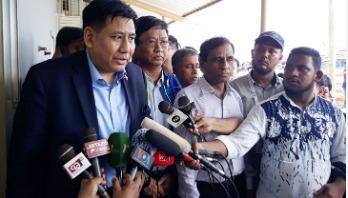 Myanmar to take back 440 Rohingya families