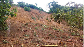 Heavy rainfall, landslides may occur