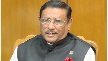 No response to hartal from people: Quader