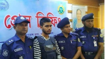 Rifat murder: Rishan put on 5-day remand