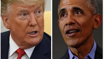 Trump scrapped Iran nuclear deal 'to spite Obama'
