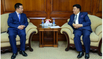 FM seeks China's support to end Rohingya crisis