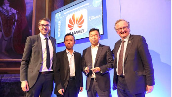Huawei wins award for best 5G network