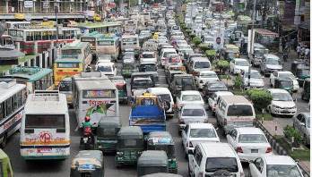 A set of programmes taken to remove Dhaka's traffic jam