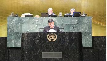 Rohingya crisis: 'UN mechanisms were wrong'