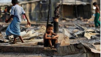 Internet service shut down in Rakhine