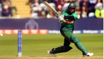 Shakib 1st Bangladesh batsman to score 1000 WC runs