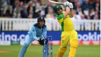 England in trouble early in chase of 286