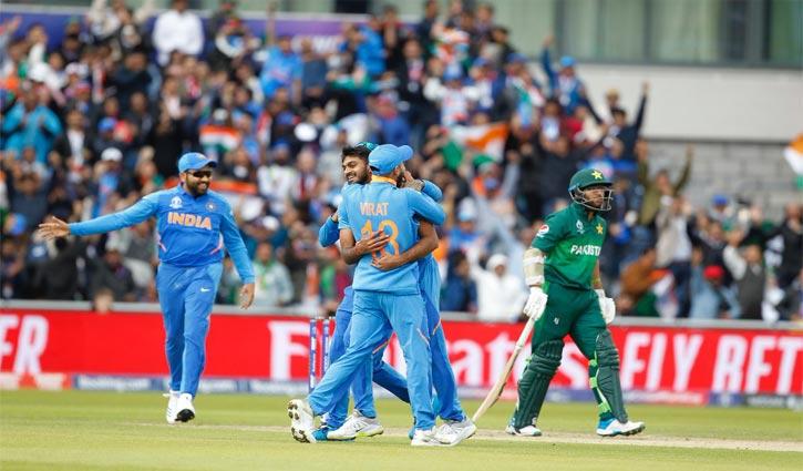 পাকিস্তানের বিপক্ষে ৭-০ করে ফেলল ভারত