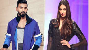 Are Suniel Shetty's daughter Athiya and cricketer Rahul dating?
