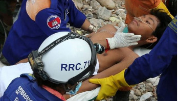 Two rescued alive after 48 hrs