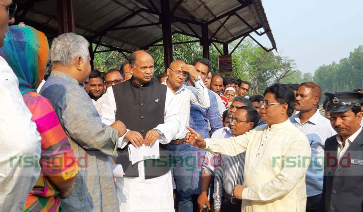 সব জেলায় রেললাইন করা হবে : রেলপথমন্ত্রী