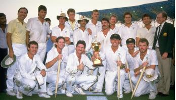 ১৯৮৭ বিশ্বকাপ : অস্ট্রেলিয়ার আধিপত্যের শুরু