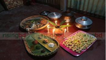 'আশ্বিনে রান্দি কার্তিকে খাই'