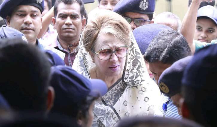 খালেদার নাইকো দুর্নীতির মামলায় চার্জ শুনানি আজ