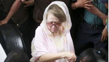 সরকার খালেদাকে মৃত্যুর দিকে ঠেলে দিচ্ছে : বিএনপি