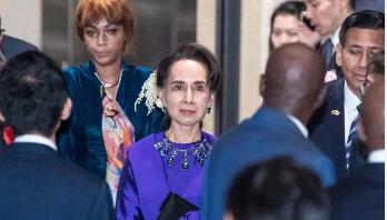Suu Kyi to contest Rohingya genocide at world court