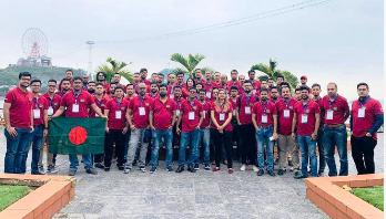 অ্যাপিকটা অ্যাওয়ার্ডসে বাংলাদেশের ৯৫ সদস্যদের প্রতিনিধিদল