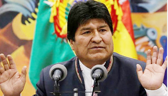 Bolivian President resigns amid election protests