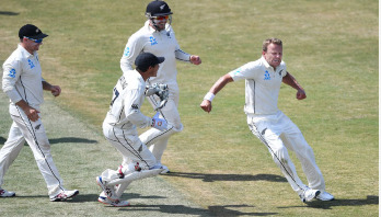 England crushed by New Zealand