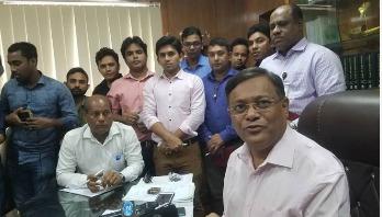 'বিএনপির চিঠি রাজনৈতিক স্টান্টবাজি'