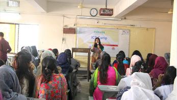 নারীদের জন্য বিডিওএসএনের আইসিটি ক্যাম্প