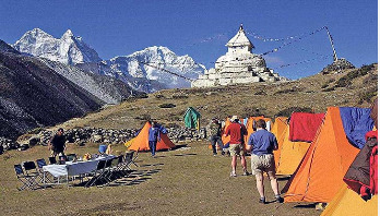 Foreign tourist arrival in Nepal increases by 10pc