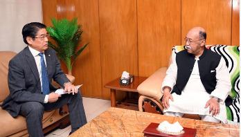 Make Toyota cars in Bangladesh: Minister urges Japan