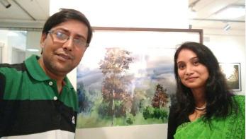 'টিউন অব আর্ট ইন্টারন্যাশনাল' পুরস্কার পেলেন শিল্পী রাহাত