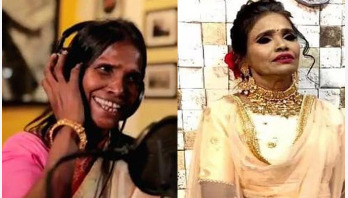 Ranu Mondal gets trolled for her makeover look