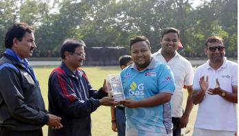 বাংলাদেশ-ভারত সাংবাদিকদের ক্রিকেটে সেরা ব্যাটসম্যান ইয়াসিন